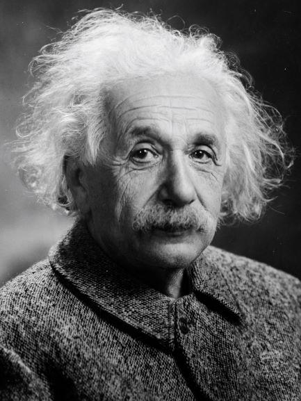 Natuur Einstein