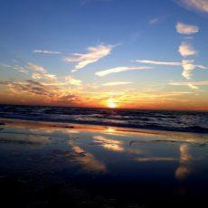 Egmond zee